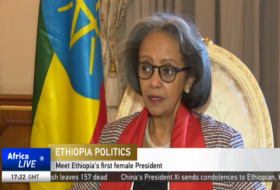 Interview with H.E President Sahle-Work Zewde on CGTN