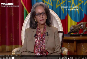 Interview with H.E President Sahle-Work Zewde on TV 5 MONDE